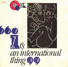 Vinyl Single : The Quick - It's an international thing / Voodoo