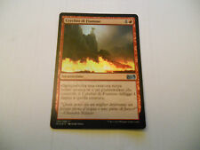 1x MTG FOIL Cerchio di Fiamme-Circle of Flame Magic EDH M15 ed Base ITA x1