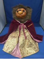 Rober Raikes Original Little Red Riding Hood Raccoon Doll Collectible