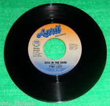 "PHILIPPINES:PINK LADY - Kiss In The Dark,7"" 45 RPM,rare,Japanese Pop,J-POP,80's"