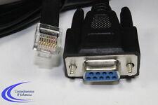 Konsolenkabel - 9 poliger Serielle Kupplung auf RJ45 Western 8P8C - Seriell