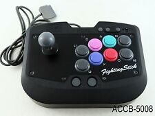 Hori Fighting Stick v2 PS Sony Playstation PS2 Controller Japan Import US Seller