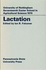 Lactation: University of Nottingham Seventeenth Easter School in Agricultureal