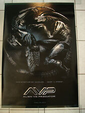 ALIEN VS. PREDATOR - NUMBERED 455/500  RARE SEALED TEASER POSTER - 2004  FOX