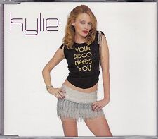 Kylie Minogue - Your Disco Needs You **Australian 5 Track CD Single**