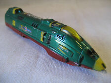 vintage 333 Popy GALAXY EXPRESS 999 diecast metal toy Japanese anime chogokin !!