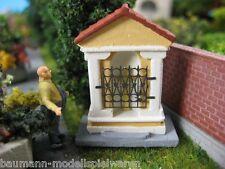 DUHA 21325 - Handarbeitsmodell - Kapelle, klein (Spur H0)