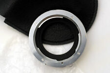 Genuine rare Olympus-Pen F Mount Adaptor M (Minolta SR MC MD bayonet) adapter