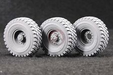 Legend 1/35 M977 HEMTT Heavy Cargo Truck Weighted Wheels Set (9 pieces) LF1236