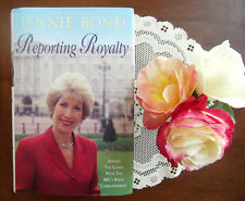 Princess Diana Fergie Reporting Royalty Behind the Scenes HC book from England