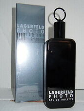 2 X LAGERFELD PHOTO 125ml EDT = 250ml Spray Eau de Toilette  NEU Folie  ANGEBOT
