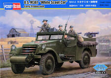 Hobby Boss 1/35 M3A1 White Scout Car Early #82451  *sealed*