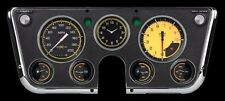 1967-1972 chevy c10 truck classic instruments gauge panel autocross yel ct67axy