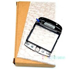 New Frame + Lens Glass Screen For Blackberry Curve 9360