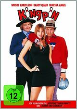 VANESSA/HARRELSON,WOODY/QUAID,RANDY ANGEL - KINGPIN   DVD NEU