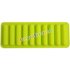 NEW Bottle SPORTS Ice Cube Tray WATER DRINK Jello MOLD