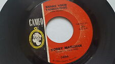 """BOBBY MARCHAN - Shake Your Tambourine / Just Be Yourself 1966 FUNK SOUL 7"""" Cameo"""