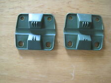 COLEMAN PLASTIC COOLER HINGE REPLACEMENT - GREEN