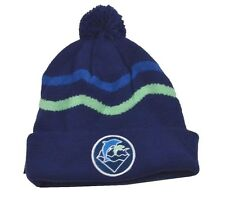 Pink Dolphin WAVES Black Pink Blue Navy Green Skull Cap Pom Men's Knit Beanie