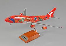 JC Wings 1:200 Qantas Airways Boeing 747-400 VH-OJB Wunala Dreaming RR Engines
