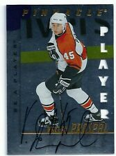 1998/99 Pinnacle BAP #213 Vaclav Prospal Signed Certified On Card Auto Flyers TD