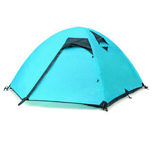 BlueTrack Man 3 Person Double-layer Waterproof Camping Tent Backpacking Hiking