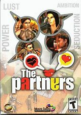 THE PARTNERS PC Game CD-ROM Simulation NEW