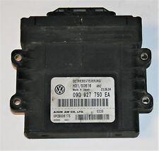 VW Golf 1.6 FSI Automatique boite de vitesses contrôle unit ECU 09G 927 750 EA