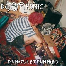 EGOTRONIC - Die Natur Ist Dein Feind   - CD NEUWARE