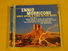 CD / ENNIO MORRICONE ‎– ONCE UPON A TIME IN THE WEST