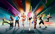 Les Mills Body Pump, Body Balance, Body Attack, Body Combat - DVD Workout Video