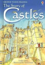 The Story of Castles (Usborne Young Reading: Series Two)-ExLibrary