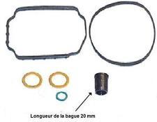 kit joints+bague 20 mm d'axe d'accélérateur pompe à injection BOSCH VE Diesel/TD