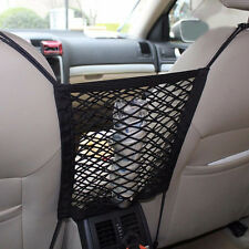 Mesh Cargo Net Truck Storage Luggage Hooks Hanging Organizer Holder Stretchable