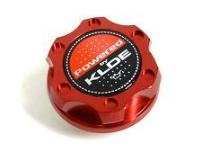 RED BILLET CNC RACING ENGINE OIL FILLER CAP FOR FORD PROBE / MAZDA MX-6 KLDE