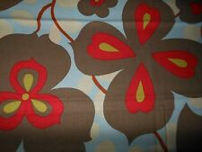 "Amy Butler Lotus Fabric Remnant 10"" X 45"""
