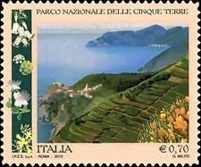 # ITALIA ITALY - 2013 - Parco Cinque Terre - Giardino Garden - Stamp MNH