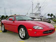 Jaguar: XK Base Convertible 2-Door