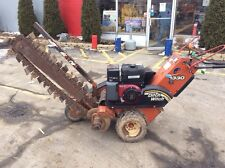 Ditchwitch Trencher 2007 Model 1330 Honda Gx Engine
