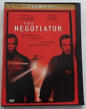 The Negotiator (DVD, 1998) Kevin Spacey  Samuel L. Jackson