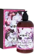 WEN SPRING HONEY LILAC CLEANSING CONDITIONER 16 OZ. WITH PUMP SEALED IN GIFT BOX
