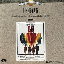 CARLO RUSTICHELLI - LE GANG  - CD Soundtrack