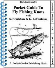 PVC Pocket Guides: Pocket Guide to Fly Fishing Knots by Stan Bradshaw, Gary...
