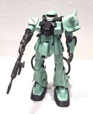 Gundam 0079 MS06 Zaku II Resin Pro Built and Painted 1/144 Scale