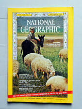 NATIONAL GEOGRAPHIC MAGAZINE DECEMBER 1966 LASERS INSECTS MASSACHUSETTS CAR ADS