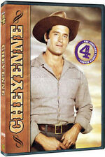 Cheyenne: The Complete Fourth Season [4 Discs] (2012, REGION 0 DVD New) DVD-R