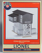 LIONEL LIGHTED COALING STATION house train yard coal filling o gauge 6-81016 NEW