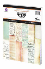 Prima Marketing Finnabair A4 Paper Pad Vintage Vanity Collection Skin Tones