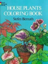 House Plants Coloring Book (Colouring Books) by Bernath, Stefen