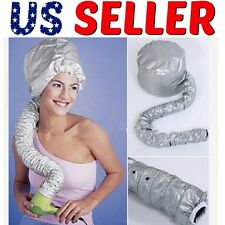 Portable Soft Hood Hair Dryer Bonnet Attachment Blow Drying Hood Cap